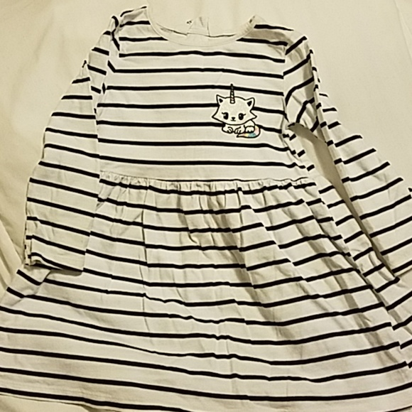 H&M Other - Stripped Dress
